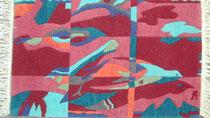 """Birds"", Yuvak Tuladhar, Kathmandu/USA - 65 x 100 cm - Fr. 200.-"