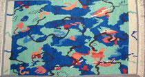 """""""Fantasy World"""", Yuvak Tuladhar, Kathmandu/USA - 130 x 190 cm - Fr. 890.-"""