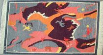 """""""Waves"""", Yuvak Tuladhar, Kathmandu/USA - 92 x 150 cm - Fr. 520.-"""