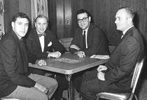 Springold 1962 fue Eddie Kantar, Leonard Harmon, Ivar Stakgold y Marshall Miles.