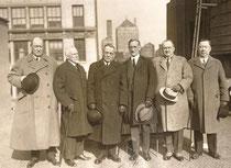 1928 Milton Work, Robert F. Foster, E.V. Shephard, Sidney Lenz, Wilbur Whitehead, Gratz M. Scott