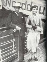 Die Culbertsons 1931