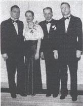 Michael Gottlieb, Josephine Culbertson, Ely Culbertson, Theodore Lightner