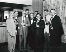 1960 Schleifer, Peterson, Rubin, Goren, Erdos, Guiver, Kantar, Adams
