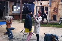 Set: Shooting für Friseursalon Leininger Rimbach
