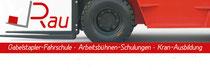 Gabelstaplerfahrschule Rau
