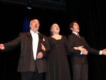 Uwe Flake, Gisa Flake, Philipp Michael Börner