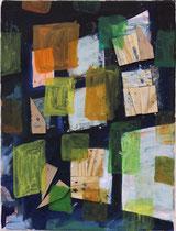o.T., 2014, Öl und Holz auf Leinwand, 40x30cm