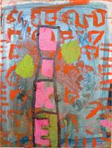 o.T. (like) , 2017, Öl auf Leinwand, 40x30cm