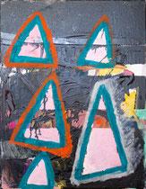 o.T. (like) , 2017, Öl auf Leinwand, 60x40cm