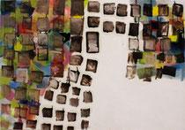 o.T., 2014, Öl auf Leinwand, 70x100cm