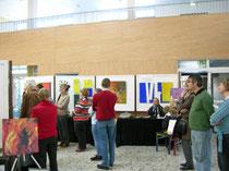 2013 Ausstellung mit der Künstlergruppe Kreativ / Neunkirchen