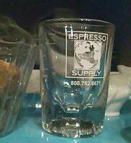 エスプレッソ用ショットグラス