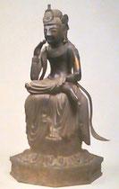 奈良時代にはこのポーズが流行ったそうです