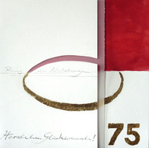Geburtstagskarte für einen Wagner-Opernfan