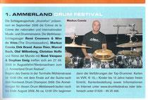 2008_08_Sticks Ammerland Drumfestival