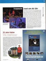 2006_11_Drumheads DVD Werbung