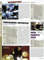 2008_10_Drumheads Ludwigsburger Trommeltage Ankündigung