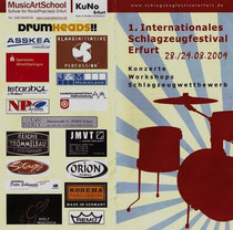 2009_09_Schlagzeugfestival Erfurt