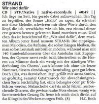 2009_08_Ox Fanzine Strand Rezension