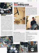 2011_09_Sticks 2. E-Drum Treffen Ankündigung