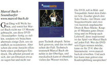 2006_12_Drums und Percussion DVD Rezension