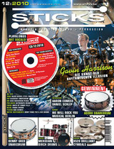 2010_12_Sticks Drum Essentials Cover