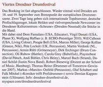 2010_09_Drums & Percussion News