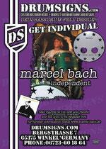 2006_Drumsigns Werbung