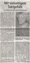 Münstersche Zeitung April 2004