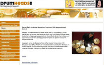 2008_11_Drumheads online News