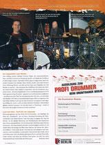2013 Ammerland Drumfestival Bericht Drumheads