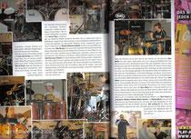 2008_12_Sticks Bericht Ludwigsburger Trommeltage
