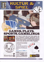 GAMES, PLAYS, SPORTS, GAMBLINGS