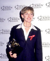 Ellen at American Comedy Awards 1995