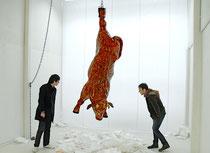 展示風景 : 《死体を喰らういきもの》 2009年