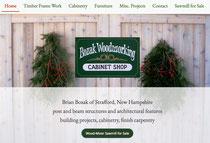 Woodworker Websites, Online Portfolios