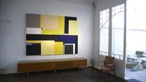 Installation view, 2013, Galerie der Moderne, Stefan Vogdt, Munich