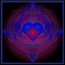 blue heart 4