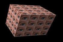 eyes - cube 1