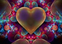 glossy heart 1