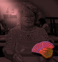 card woman 1