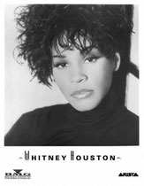 Whitney Houston - August 9, 1963 - February 11, 2012