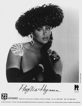 Phyllis Hyman - July 6, 1949 - June 30, 1995
