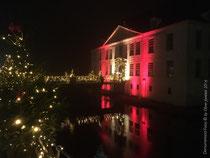 Lichterfest am Schloss in Dornum