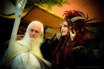 16. Ritterfest.  Ein fantastisches Fest mit hinreißenden Kostümen  und toller Show!