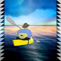 Kayak Man
