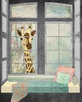 Window Giraffe