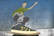 Skateboard 13
