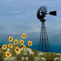 Windpump American Style Windmill